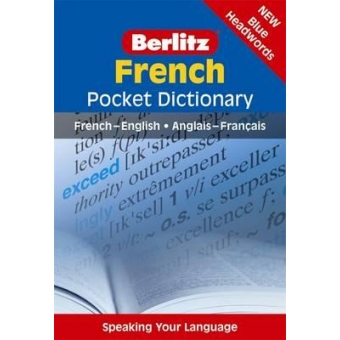 Berlitz: French Pocket Dictionary: French-English = Anglais-Français