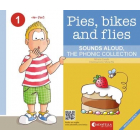 Pies, bikes and flies - Anglès/català - The Phonic Collection