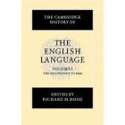 The Cambridge History of the English Language. Volume I: The Beginning to 1066
