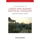 A companion to greek an roman political thought