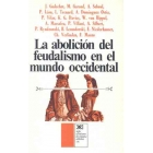Abolición del feudalismo en el mundo occidental, la