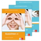 Aussichten-Paket A1 (Kursbuch + 2 Audio-CDs, Arbeitsbuch + Audio-CD + DVD, Intensivtrainer)