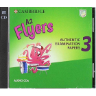 A2 Flyers 3 Audio CDs: Authentic Examination Papers