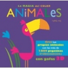La magia del color ANIMALES 3D