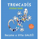 Trencadís Sticker Book. Become a little Gaudí