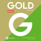 Gold B2 First New Edition Class CDs