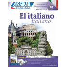El italiano. Con 4 CD-Audio. Con USB Flash Drive (Senza sforzo)