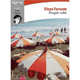 Poupée volée (Audio CD MP3)