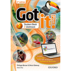 Got It! Plus (2nd Edition) Starter. Studen's Book + Workbook with CD Pack
