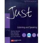 Just Listening and Speaking Pre-intermediate (with Audio CD)