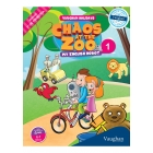 Vaughan Holidays 1. Chaos at the Zoo. Edad: 6 a 7 años.