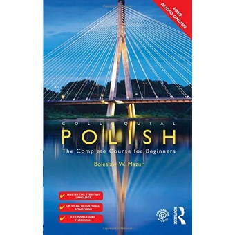 Colloquial Polish: The Complete Course for Beginners (Free audio online)