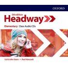 New Headway 5th edition - Elementary - Class CD