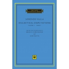 Dialectical disputations, volume I (Book I) Bilingual edition