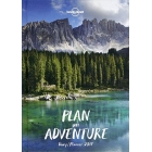 Plan an Adventure. Lonely Planet Diary Planner Agenda 2017