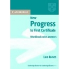 New Progress to First Certificate. Workbook with answers
