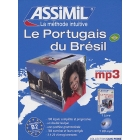 Le Portugais du Brésil. Pack MP3 : Livre + CD MP3
