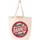 LoveLit Read Banned Books Tote bag