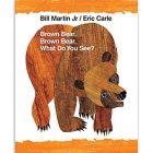 Brown Bear, Brown Bear, What Do You See? (Big Book)