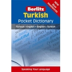 Berlitz: Turkish Pocket Dictionary: Turkish-English = English-Turkish