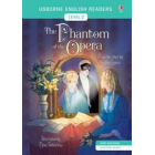 The phantom of the opera (Usborne English Readers Level 2 A2)