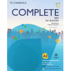Complete Key for Schools Revised Exam from 2020 For Spanish Speakers - Workbook WITHOUT answers