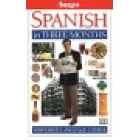Spanish in three months. Simplified language course