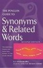 The Penguin Guide to Synonyms and Related Words