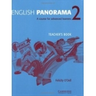 English Panorama 2. Teacher's book. A course for advanced learners