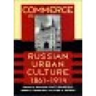 Commerce in russian urban culture  1861-1914