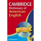 Cambridge Dictionary of American English ( CD-ROM inside)
