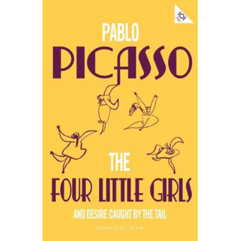 The Four Little Girls And Desire Caught By The Tai (Alma Classics 101 Pages)