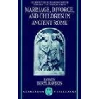 Marriage, divorce, and children in ancient Rome