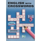 English with crosswords. Book 3