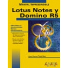 Lotus notes y Domino R5