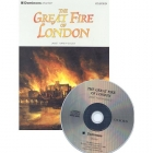 Great Fire of London. (Dominoes Starter) Cd Audio pack
