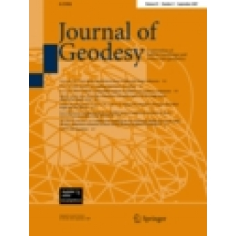 Journal of Geodesy [Institutional Rate Print incl Enhanced Access]