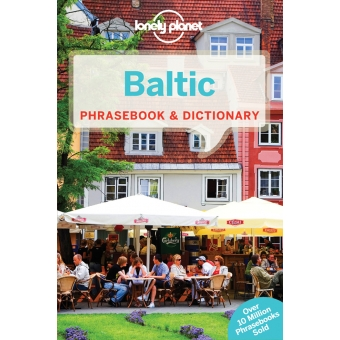 Baltic Phrasebook & Dictionary (Lonely Planet)