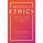 Aristotle's ethics: writings from the complete works
