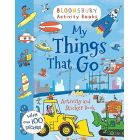 My Things That Go Activity and Sticker Book (Activity Books For Boys)