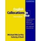 English Collocations in Use. Intermediate