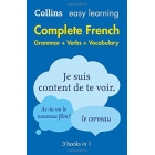 Collins Easy Learning Complete French Dictionary