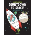 Kindergarten - Countdown to Space : Math Activity Kit