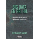 Big Data en RR.HH. Analytics y métricas para optimizar el rendimiento
