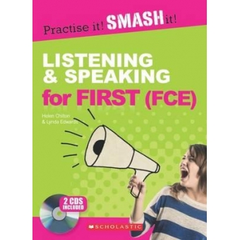 Listening & Speaking for First (FCE) with Answer Key. For revised 2015 exam (2 CDs included)