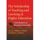 The Scholarship of Teaching and Learning in Higher Education: Contributions of Research Universities