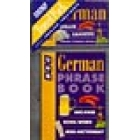 German phrase book and cassette