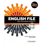 English File Upper-intermediate MultiPACK A Third edition (with iTutor online)