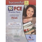 Successful FCE 10 Practice Tests + Self-Study Guide + CD (New 2015 Format)