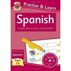 Practise & Learn Spanish Ages 7- 9